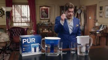 PUR Water TV Spot, 'Home Comparison by Arthur Tweedie' - Thumbnail 8