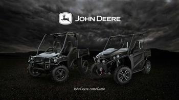 John Deere Special Edition Midnight Black Gator TV Spot, 'Weekend' - Thumbnail 5