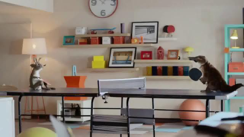 Lunchables with Smoothie TV Commercial, 'Smoothie Kabobbles: Ping Pong'
