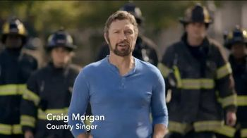 Kidde Worry-Free Alarms TV Spot, 'Brand Overview with Craig Morgan'