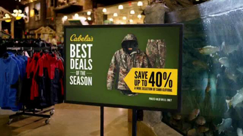 Cabela's Fall Great Outdoor Days TV Spot, 'Season to Remember' - Thumbnail 8