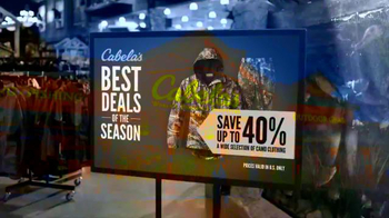Cabela's Fall Great Outdoor Days TV Spot, 'Season to Remember' - Thumbnail 9