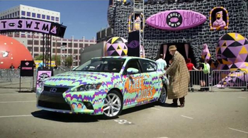 Lexus CT TV Spot, 'Adult Swim Free Ride' - Thumbnail 2