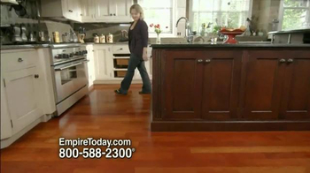 Empire Today Buy One Get One Free Sale TV Spot, 'Suzy Wooldridge' - Thumbnail 5