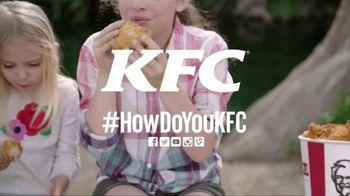 KFC Original Recipe Chicken TV Spot, 'Remember the Taste' - 528 commercial airings