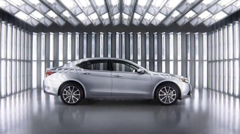 2015 Acura TLX TV Spot, 'My Way' Song by Sid Vicious - Thumbnail 9
