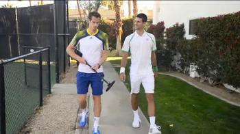 Penn Tennis TV Spot, 'Metal Detector'