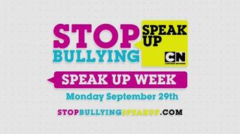 Stop Bulling, Speak Up TV Spot, 'Speak Out: Stop Bullying   Speak Out Week' - Thumbnail 10