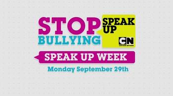 Stop Bulling, Speak Up TV Spot, 'Speak Out: Stop Bullying   Speak Out Week' - Thumbnail 9