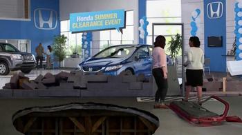 Honda Civic Summer Clearance Event TV Spot, 'Beth' - Thumbnail 5