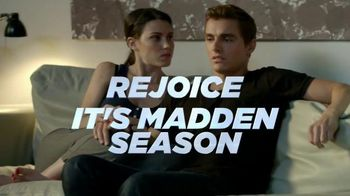 Madden NFL 15 TV Spot, 'The Stare' Featuring Dave Franco, Kevin Hart - 269 commercial airings
