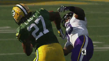 Madden NFL 15 TV Spot, 'The Stare' Featuring Dave Franco, Kevin Hart - Thumbnail 8