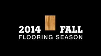 Lumber Liquidators 2014 Fall Flooring Season TV Spot - Thumbnail 1