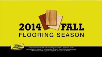 Lumber Liquidators 2014 Fall Flooring Season TV Spot - Thumbnail 10