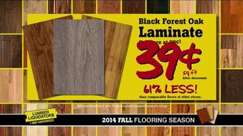 Lumber Liquidators 2014 Fall Flooring Season TV Spot - Thumbnail 4