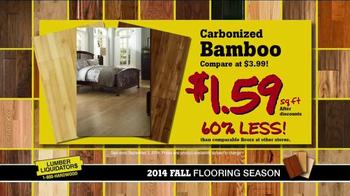 Lumber Liquidators 2014 Fall Flooring Season TV Spot - Thumbnail 5