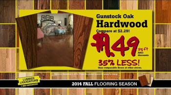 Lumber Liquidators 2014 Fall Flooring Season TV Spot - Thumbnail 6