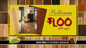 Lumber Liquidators 2014 Fall Flooring Season TV Spot - Thumbnail 7