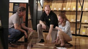 Lumber Liquidators TV Spot, 'Foundation'