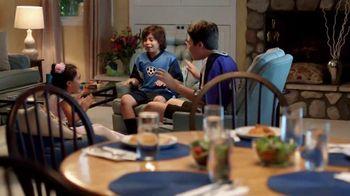 Walmart TV Spot, 'Back to School: Dinner' [Spanish]