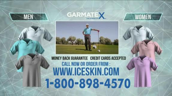 Garmatex IceSkin TV Spot - Thumbnail 9