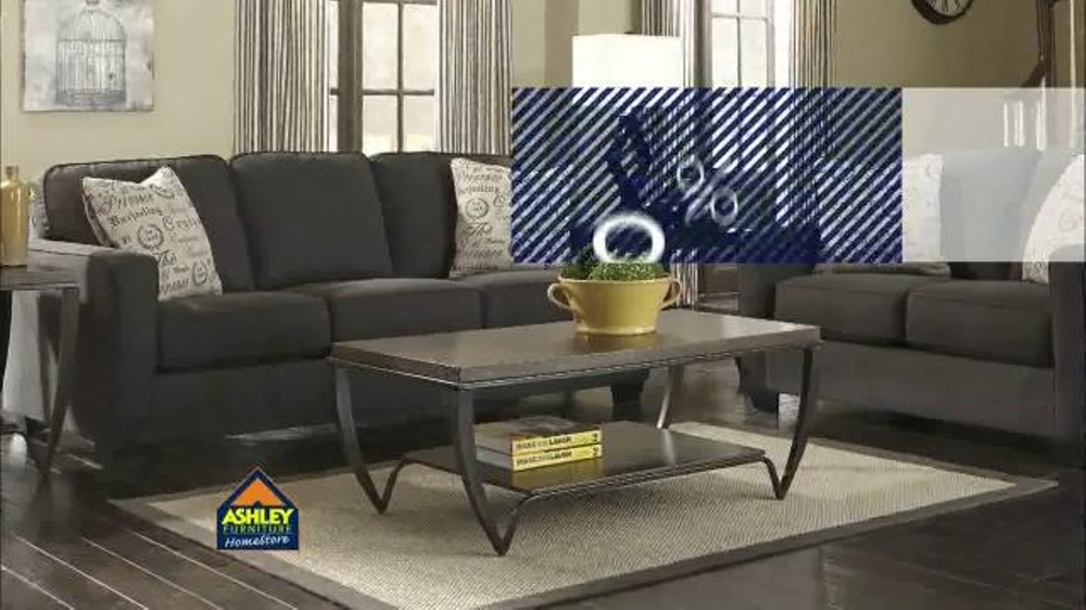 Ashley Furniture Homestore Pre Labor Day Sale Tv Commercial 39 18 Off 39