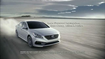 Hyundai Sonata Premiere Event TV Spot, 'It Punches Back' - Thumbnail 3