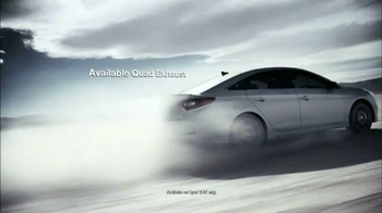 Hyundai Sonata Premiere Event TV Spot, 'It Punches Back' - Thumbnail 5