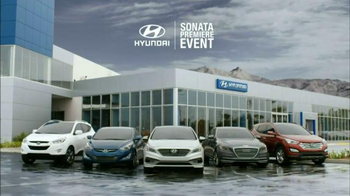 Hyundai Sonata Premiere Event TV Spot, 'It Punches Back' - Thumbnail 8