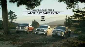 Ram Labor Day Sales Event TV Spot, Song by X Ambassadors, Jamie N Commons - Thumbnail 2