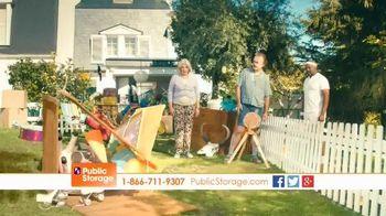 Public Storage TV Spot, 'Son Moves Back Home'