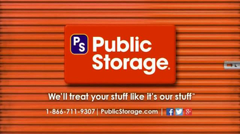 Public Storage TV Spot, 'Son Moves Back Home' - Thumbnail 10