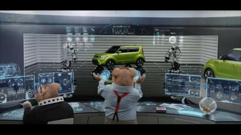 2015 Kia Soul EV TV Spot, 'Fully Charged' Song by Maroon 5 - Thumbnail 1