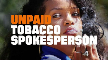 Truth TV Spot, 'Unpaid Tobacco Spokesperson' Song by Dominique Young Unique - 1517 commercial airings