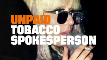Truth TV Spot, 'Unpaid Tobacco Spokesperson' Song by Dominique Young Unique - Thumbnail 5