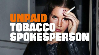 Truth TV Spot, 'Unpaid Tobacco Spokesperson' Song by Dominique Young Unique - Thumbnail 7