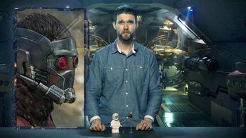 LEGO Superheroes Guardians of the Galaxy Minifigures TV Spot, 'Designer'