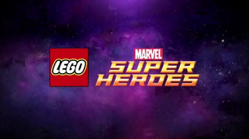 LEGO Superheroes Guardians of the Galaxy Minifigures TV Spot, 'Designer' - Thumbnail 1