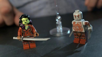 LEGO Superheroes Guardians of the Galaxy Minifigures TV Spot, 'Designer' - Thumbnail 8