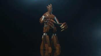 LEGO Superheroes Guardians of the Galaxy Minifigures TV Spot, 'Designer' - Thumbnail 9