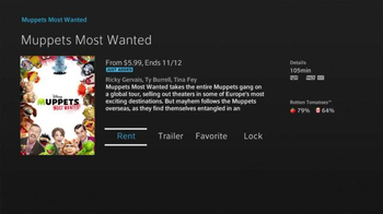 XFINITY On Demand TV Spot, 'Muppets Most Wanted' - Thumbnail 8