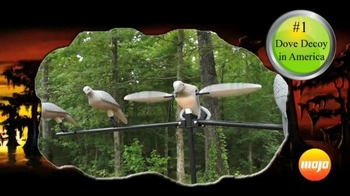 Mojo Outdoors Voodoo Dove TV Spot - Thumbnail 6