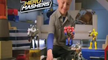 Transformers Hero Mashers TV Spot