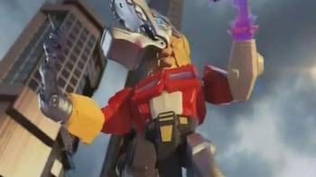Transformers Hero Mashers TV Spot - Thumbnail 2