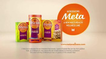 Metamucil TV Spot, 'Meta Effect' Featuring Michael Strahan - Thumbnail 10