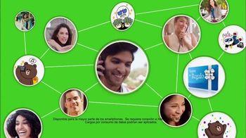 Line App TV Spot, 'Tomás' [Spanish]
