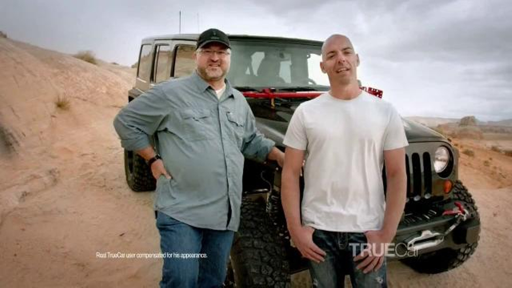 TrueCar TV Commercial, 'Mike & Craig: One Upped'