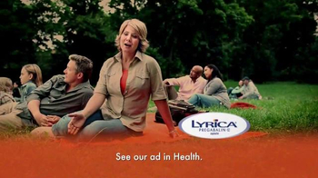 Lyrica TV Spot, 'Radiating Pain' - Thumbnail 10