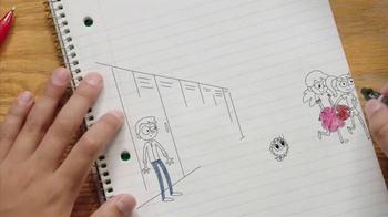 FriXion Clicker TV Spot, 'Josh' - Thumbnail 8