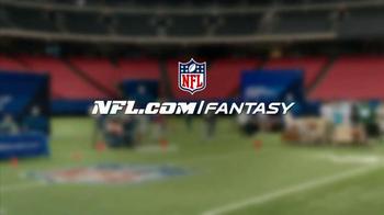 NFL Fantasy Football TV Spot, 'Thumb Cramp' Featuring Cordarrelle Patterson - Thumbnail 10